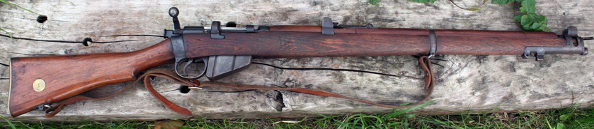 1916 Lee Enfield Smle No 1 Mk Iii The Bsa Amp Military