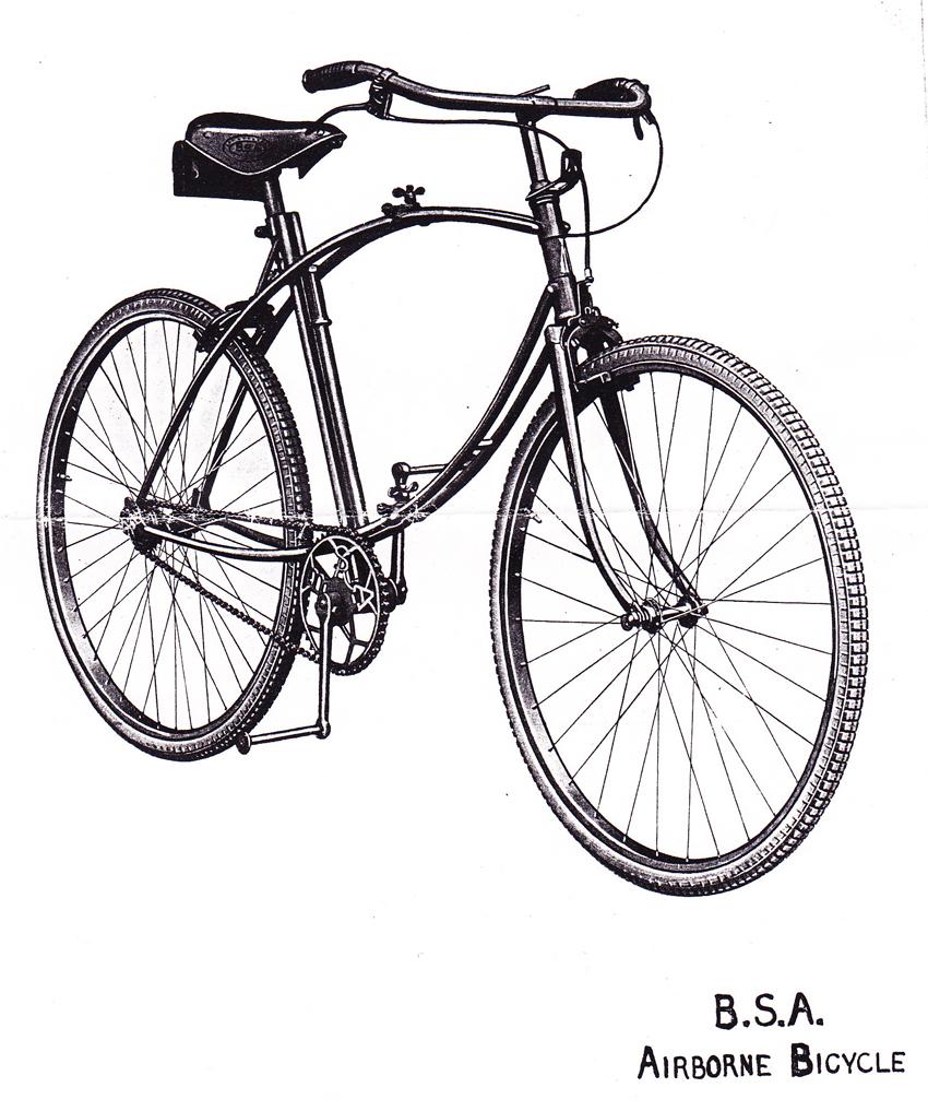 Les vélos militaires suisses Bsa_airborne_museum_2
